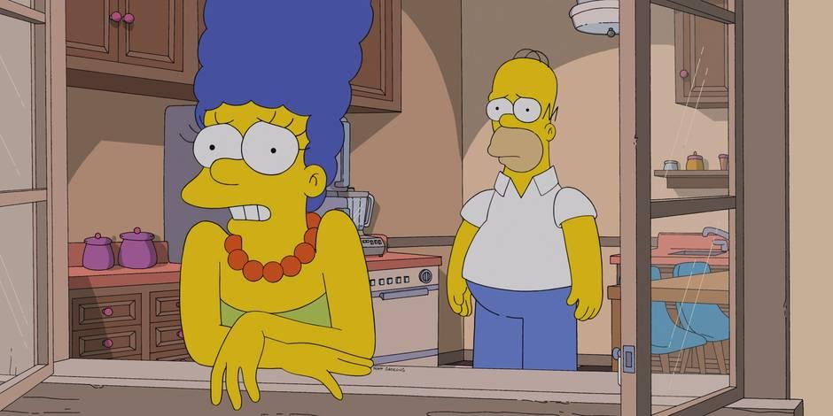 Horreur à Springfield: Homer Et Marge Vont Divorcer !