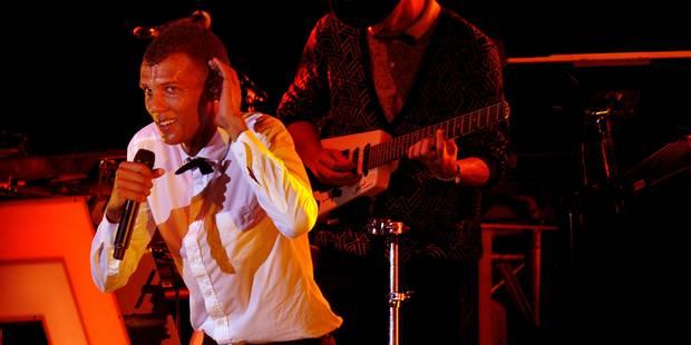 """Stromae annule son concert à Kinshasa après une """"urgence médicale"""" - La DH"""