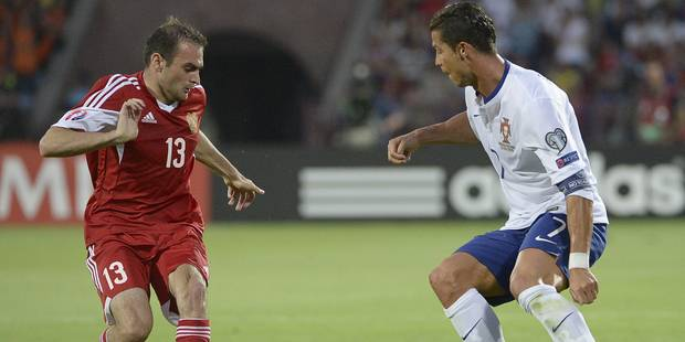 Euro 2016: le Portugal se fait peur en Arménie et remercie Ronaldo - La DH