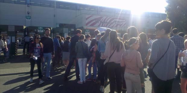Les One Direction provoquent des bouchons dans Bruxelles - La DH