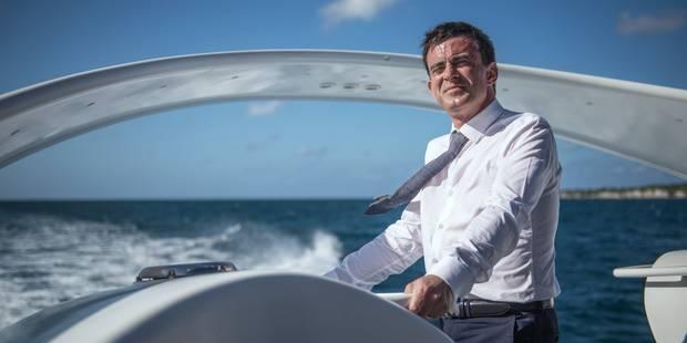 Pour Valls, La Réunion, c'est dans l'océan Pacifique - La DH