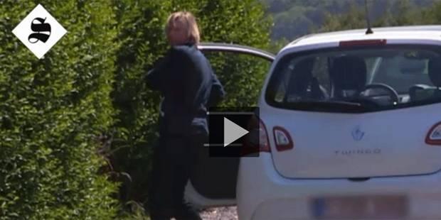 Michelle Martin fuit face aux caméras de Canal+ - La DH