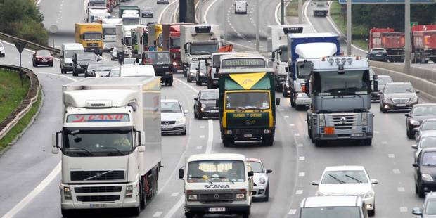 Bruxelles: chaos à prévoir ce jeudi, voici le parcours de la manifestation des camions