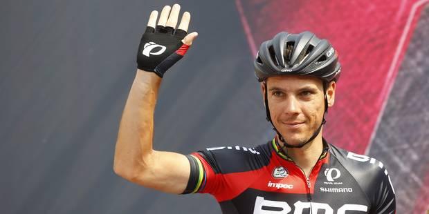Philippe Gilbert manquera (aussi) les championnats de Belgique - La DH
