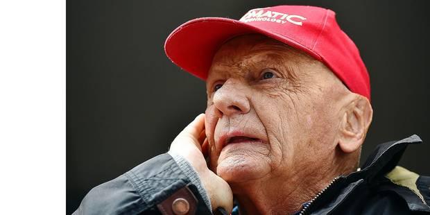 """Niki Lauda : """"En F1, j'ai fait dans mon pantalon"""" - La DH"""