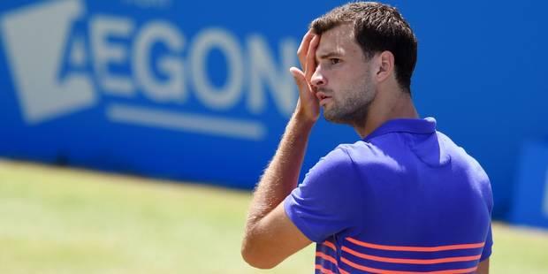 Queen's : Dimitrov sorti par Muller, Murray enchaîne - La DH