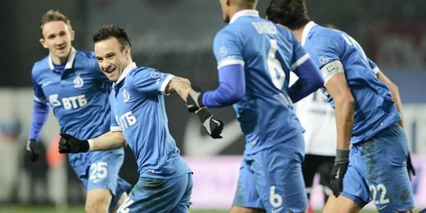 Valbuena inscrit le but de l'année face à Lombaerts et Witsel - La DH
