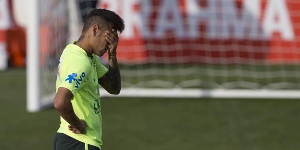 Copa America 2015: fin de tournoi pour Neymar, suspendu quatre matches - La DH
