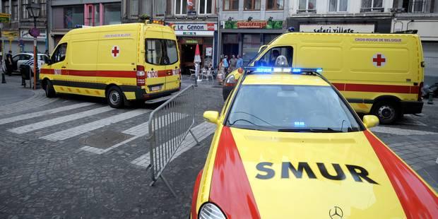Un forcené fait 3 morts et 34 blessés en fonçant dans la foule en voiture - La DH