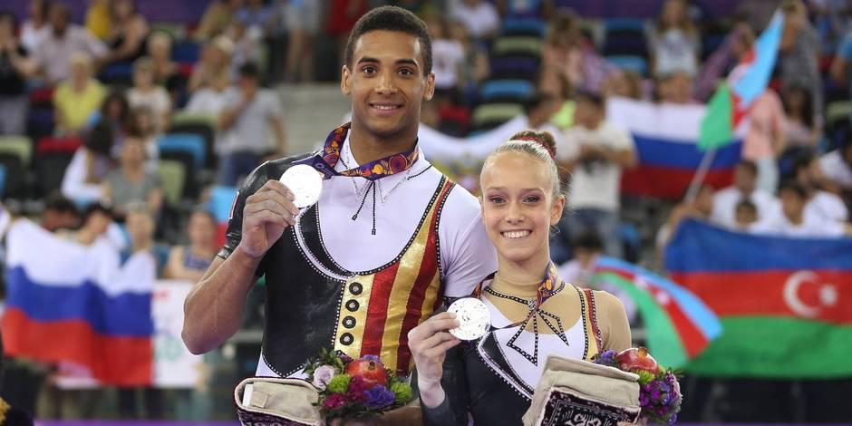 Jeux européens: quatre nouvelles médailles belges à Bakou