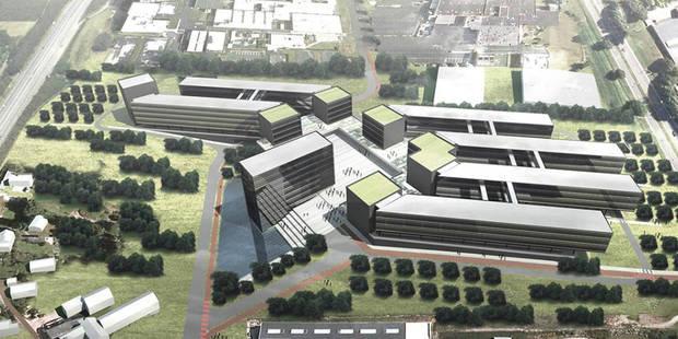 La Chine veut créer 1.500 emplois à Louvain-la-Neuve - La DH