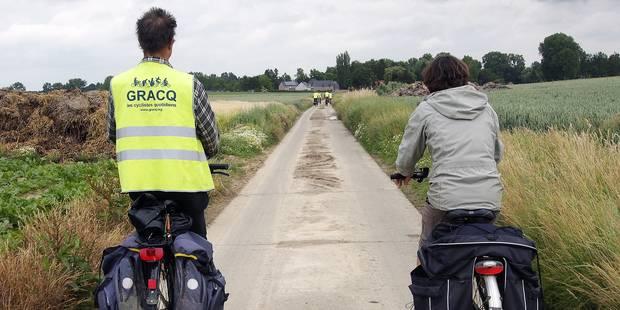 Quels progrès pour le vélo à Chastre ? - La DH