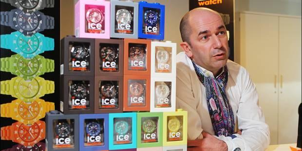 Ice-Watch s'apprête à ouvrir des magasins en Chine - La DH