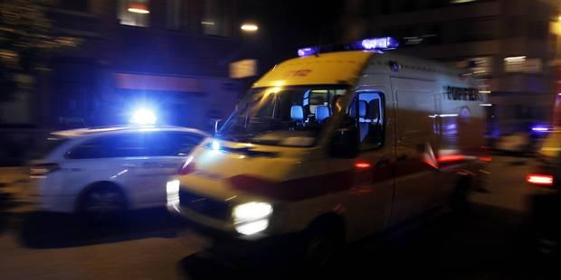 Un motard dans un état critique après un accident à Marcinelle - La DH