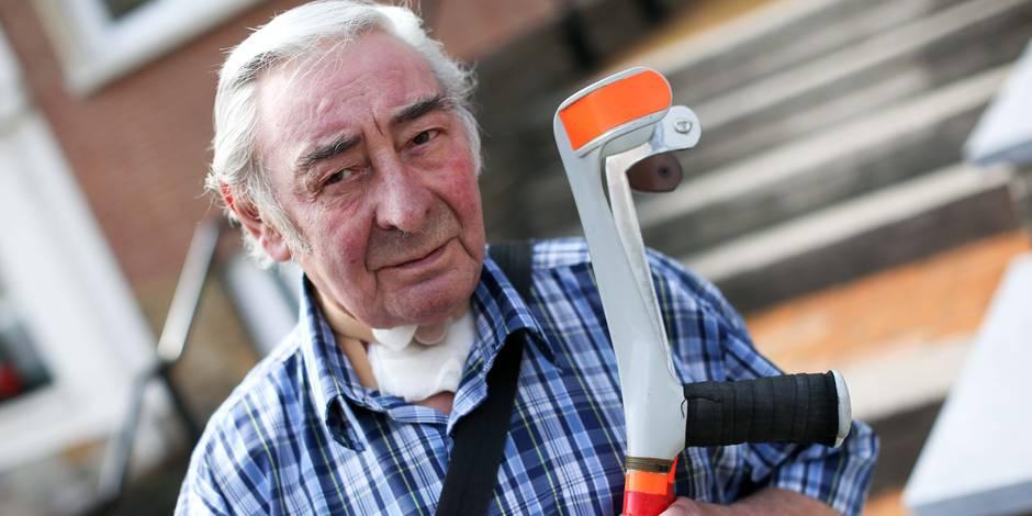 L'incroyable mésaventure de Robert, 69 ans, muet et sur béquilles