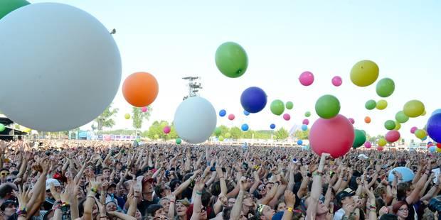 Plus de 3 festivaliers sur 10 n'utilisent pas de préservatifs - La DH