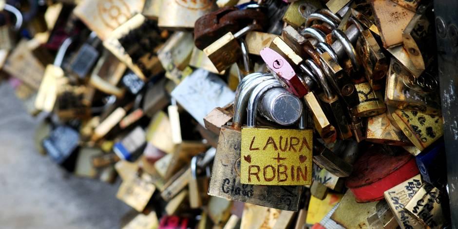 Que deviennent les cadenas de l'amour à Paris ?