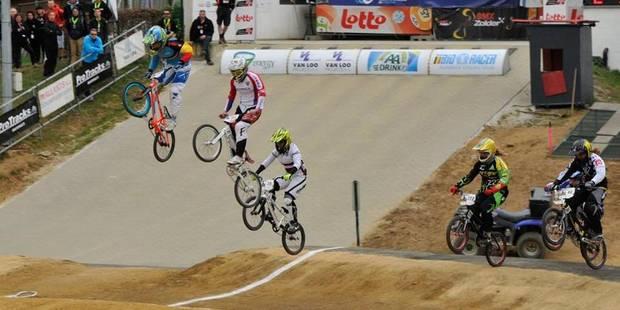 BMX à Bakou, du spectacle et une Belge en finale - La DH