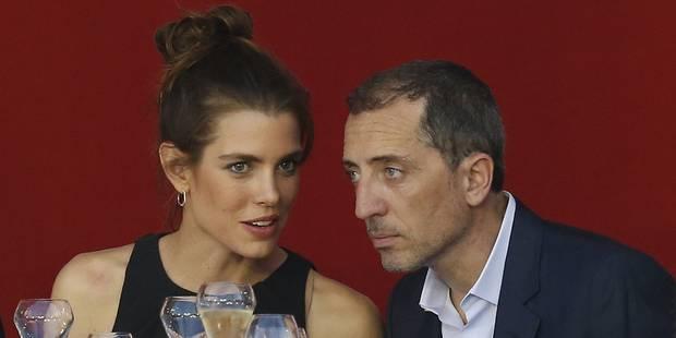 Gad Elmaleh et Charlotte Casiraghi ensemble et amoureux - La DH