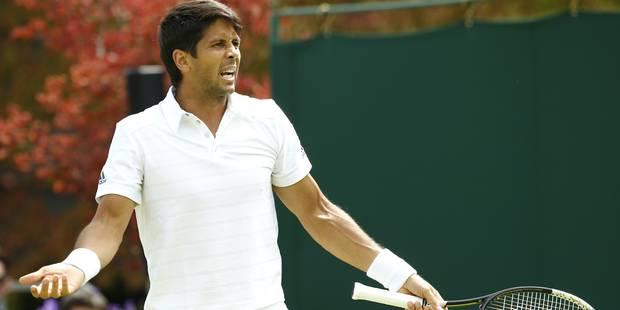 Wimbledon: Verdasco remporte le premier match marathon de la quinzaine - La DH