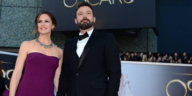 Ben Affleck et Jennifer Garner divorcent ! - La DH