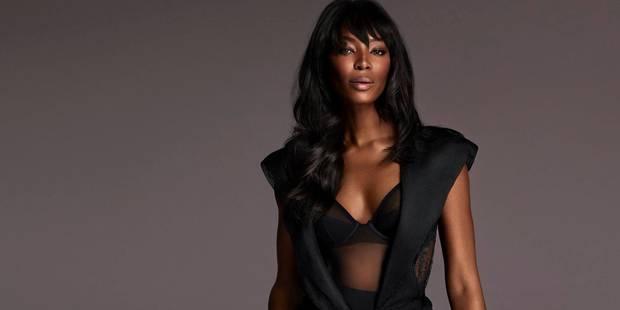 Naomi et la lingerie, une histoire sexy - La DH