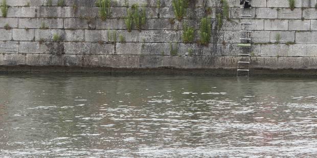Un braqueur de bijouterie se jette dans la Meuse pour échapper à la police - La DH