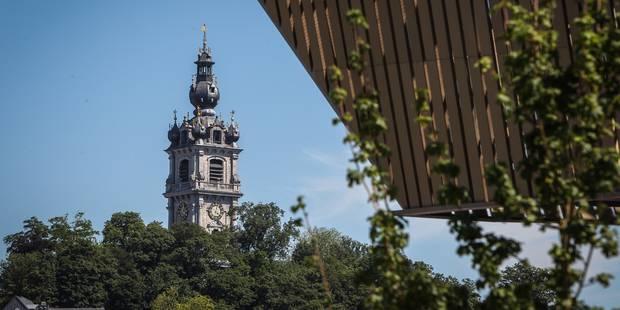Mons: le beffroi rouvre après 32 ans de travaux - La DH