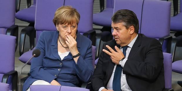 """Sigmar Gabriel, ministre allemand de l'Economie: """"Tsipras a coup� les derniers ponts entre la Gr�ce et l'Europe"""""""
