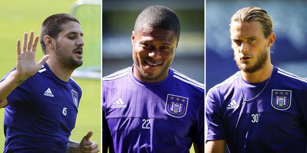 Mitrovic fait ses adieux, Mbemba attend Toby et Gillet va rester - La DH
