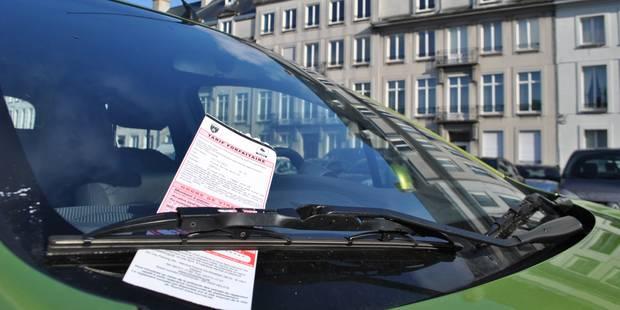 Carte parking pour les étudiants tournaisiens: C'est un non catégorique - La DH