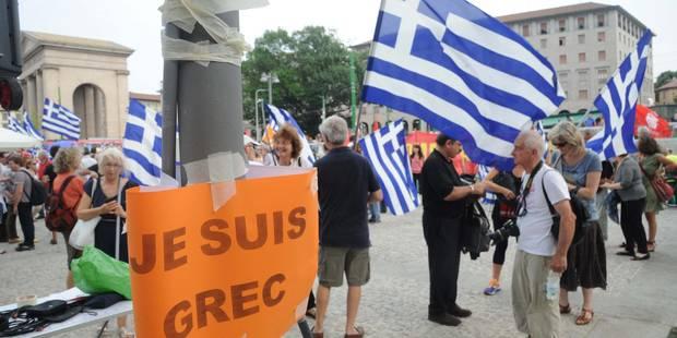 """Grèce: un défaut de remboursement ne serait """"pas catastrophique"""" pour la Belgique - La DH"""
