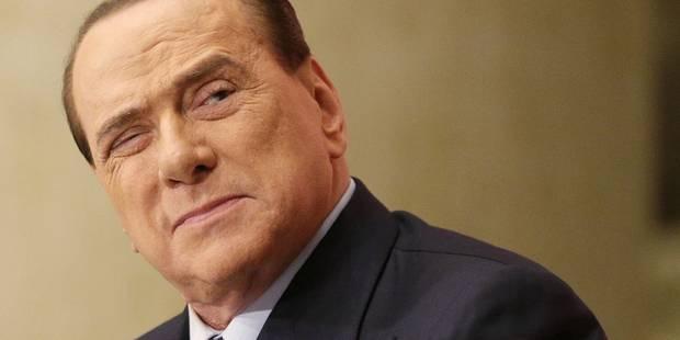 Berlusconi condamné à 3 ans de prison pour corruption - La DH