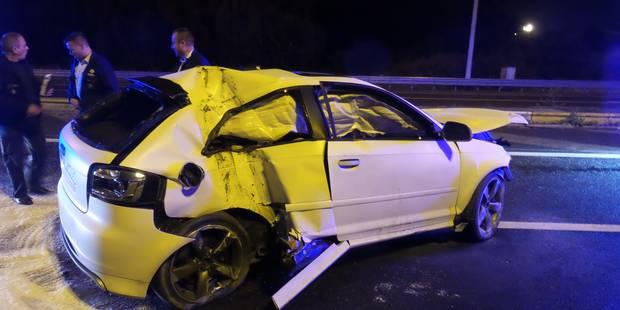 Un mort et trois blessés dans un accident de la route à Jumet - La DH