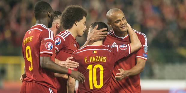 Classement FIFA: les Diables perdent leur 2e place - La DH
