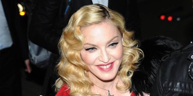 De la prison pour un Israélien qui a volé des chansons de Madonna - La DH