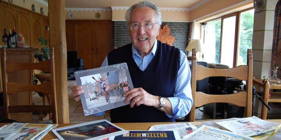 Tim Wellens raconté par son grand-père - La DH