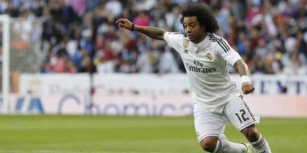 Marcelo prolonge de deux ans au Real Madrid - La DH