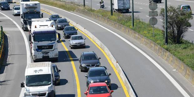 Les routes des vacances seront encombrées ce week-end, samedi surtout - La DH
