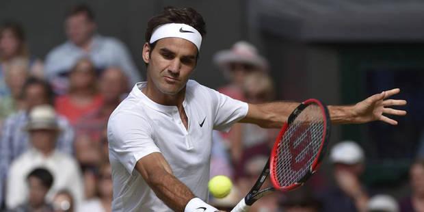 Wimbledon: Federer rejoint Djokovic en finale - La DH
