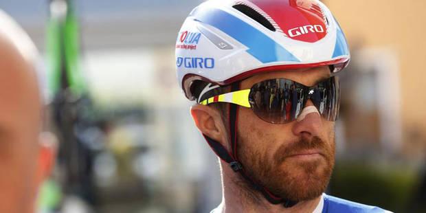 Luca Paolini contrôlé positif au Tour de France ! - La DH