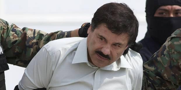 Le plus célèbre baron de la drogue du Mexique s'est évadé de prison! - La DH