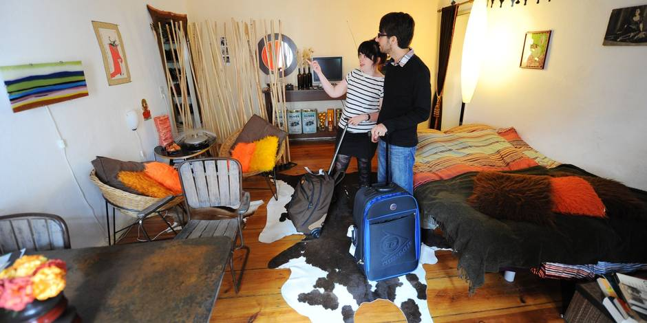 Airbnb: la Flandre va simplifier les règles de partage de logement