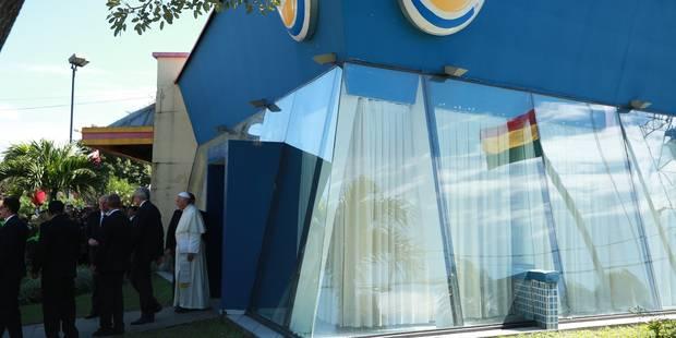 Quand le Pape François fait une escale dans un... Burger King - La DH