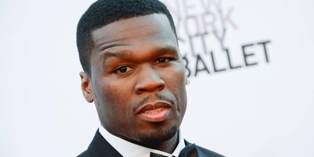 50 Cent demande son placement en faillite personnelle - La DH