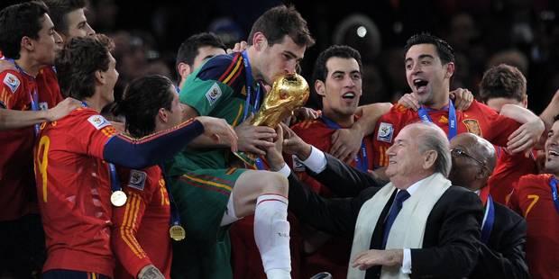 """Xavi déplore le départ """"sans éclat"""" de Casillas - La DH"""