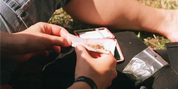 """Dour 2015: Résultats """"interpellants"""" pour les contrôles de stupéfiants - La DH"""