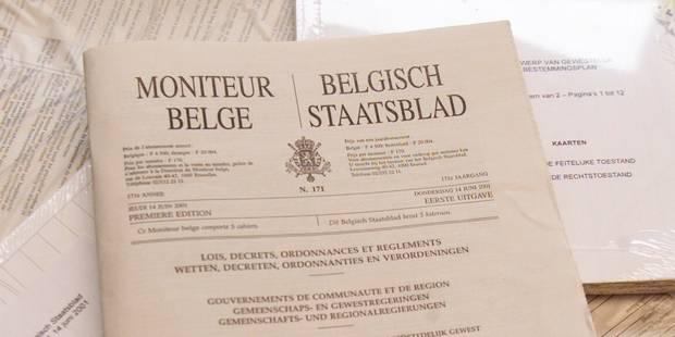Une bande criminelle utilise le Moniteur belge pour escroquer des entreprises - La DH