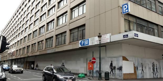 L'avenir du Parking 58 attendra la rentrée - La DH