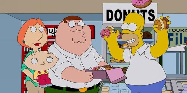 La mauvaise alimentation des enfants, la faute à Homer Simpson? - La DH